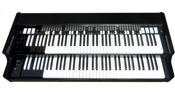 Mag Custom Organ P2 aka Quartet